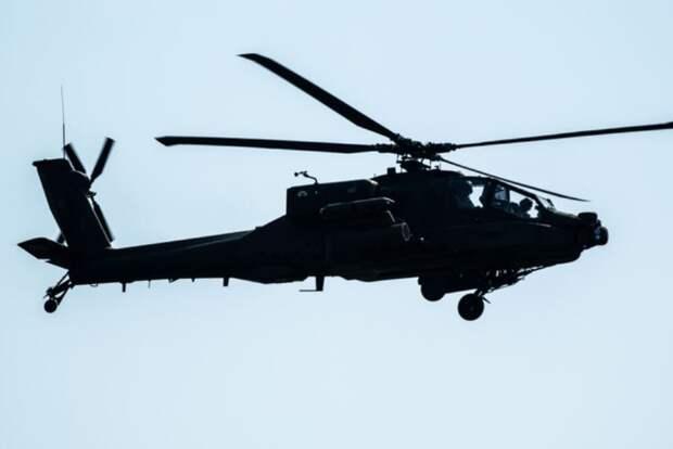 Русская РЭБ сожгла авионику боевого вертолёта американцев? СМИ сообщили об аварии Apache в Сирии
