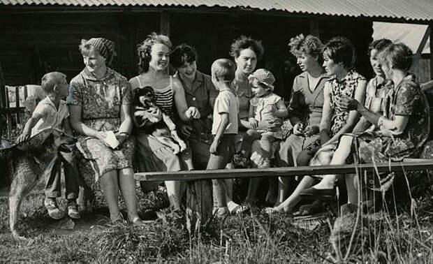 Как выглядели советские женщины 1970-х годов (ФОТО)