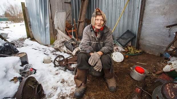 О коренной причине беспросветной бедности в России