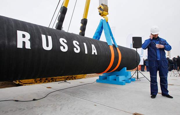 Белов: России впору подумывать о «Северном потоке-3»