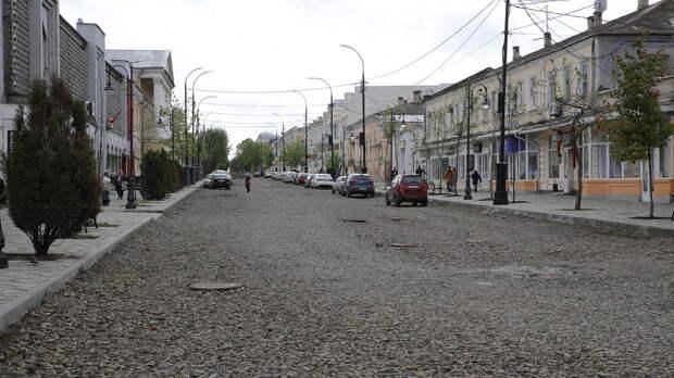 Нового подрядчика для ремонта Петровской нашли вТаганроге после срыва всех сроков