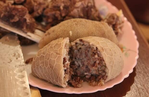 Рубец: мясной деликатес