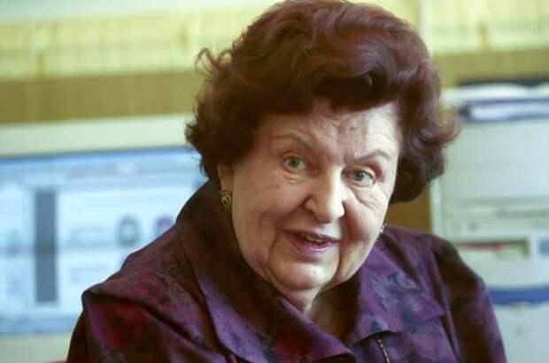 Наталья Петровна Бехтерева посвятила свою жизнь делу изучения человеческого мозга.