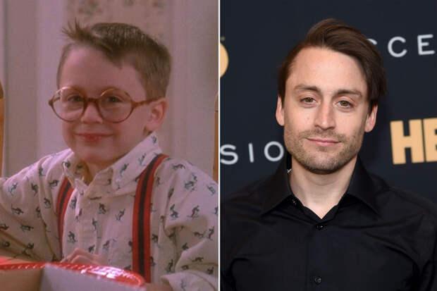 30 лет спустя: актеры фильма «Один дома» тогда и сейчас