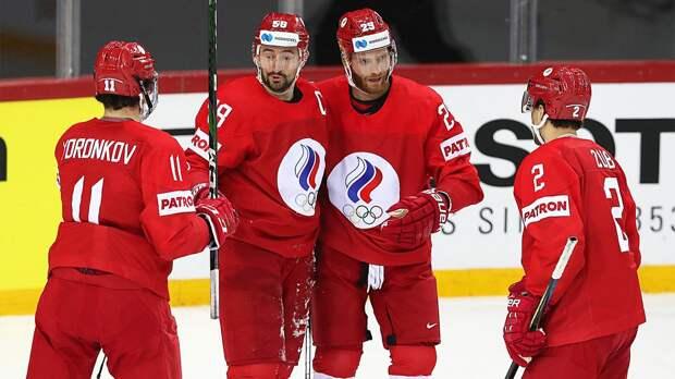 Канадские обозреватели рассказали, кто может доставить проблемы России в четвертьфинале чемпионата мира