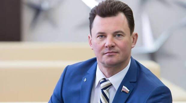 Космонавт Романенко заявил о своем выдвижении на выборы в Госдуму
