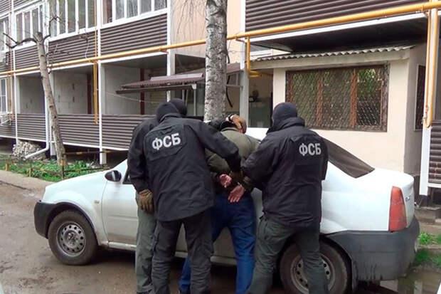 Задержан террорист, готовившийся совершить подрыв во время парада Победы