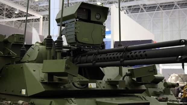 Эксперты NI: российский робот «Уран-9» готов к войне