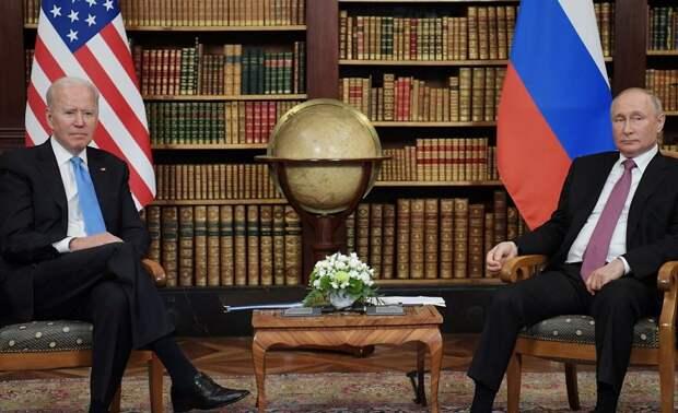 Коротко: саммит Россия-США – 1:0