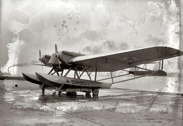 Самолеты и пилоты начала 20-го века на снимках американских фотографов (21)