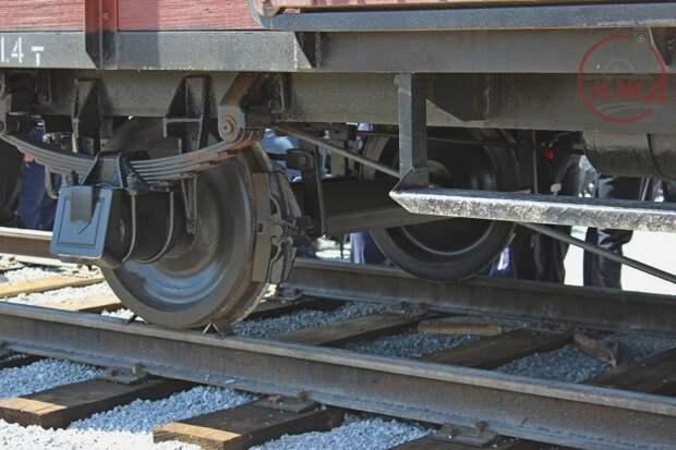 Крымская железная дорога подешевке продала вагоны на сторону