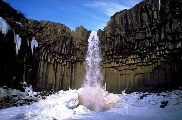 waterfalls32 Красоты водопадов Исландии в фотографиях