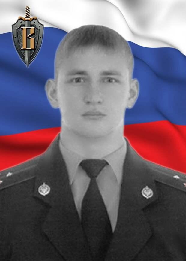 Старший лейтенант ШАНСКИЙ Илья Владимирович