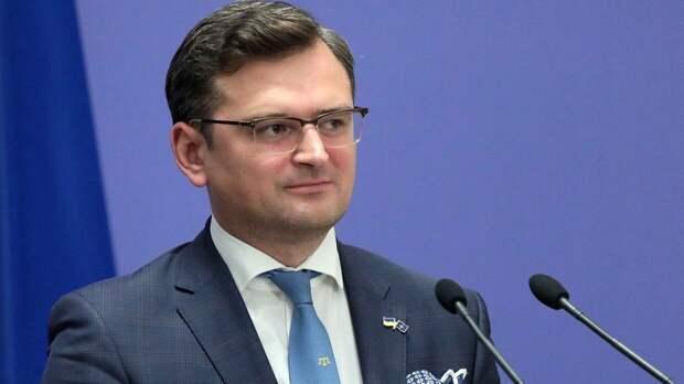 Глава МИД Украины назвал переговоры о возможной встречи Путина и Зеленского тяжелыми