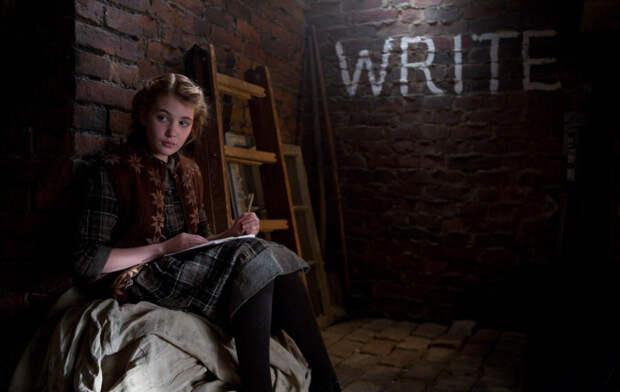 Кадр из фильма «Воровка книг»