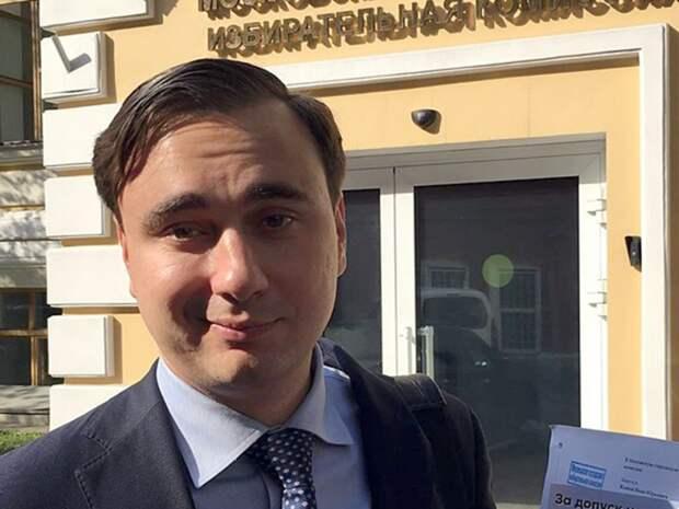 Ивана Жданова объявили в федеральный розыск