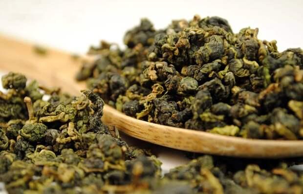 Чай улун способствует похудению во время сна
