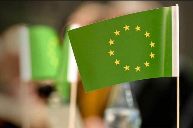 Зеленая сделка ЕС