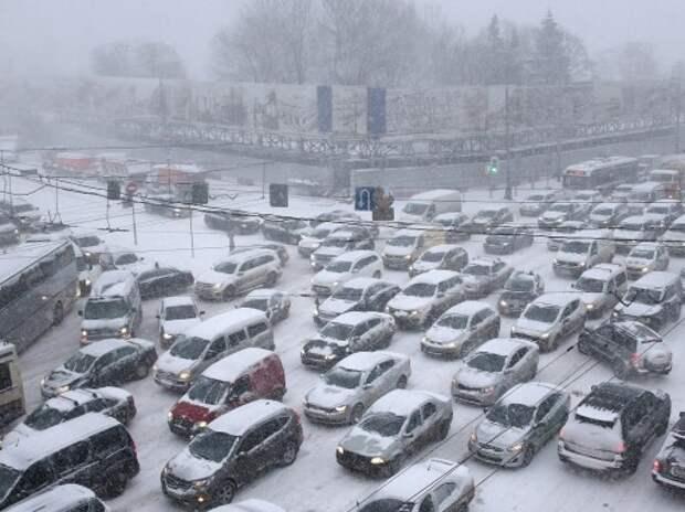 Транспортные потоки в Москве изучат с помощью мобильных телефонов