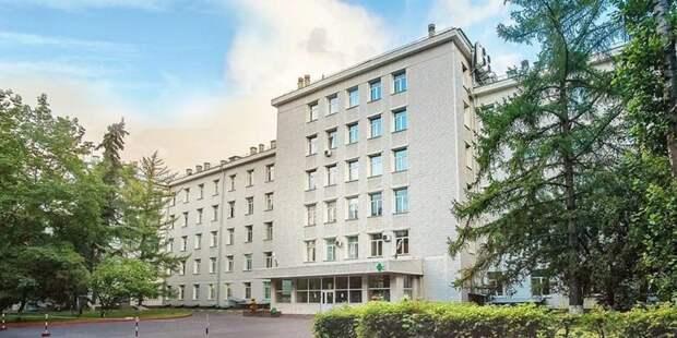 Собянин отметил итоги модернизации городского Спинального центра