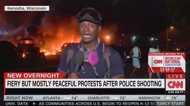 «В основном мирный протест», гендерно-нейтральные награды и смерть американского оппозиционера