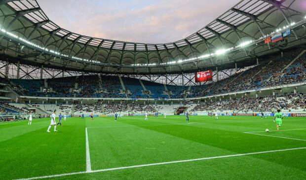 «Ротор» спенальти открыл счет вгостевом матче с«Рубином»