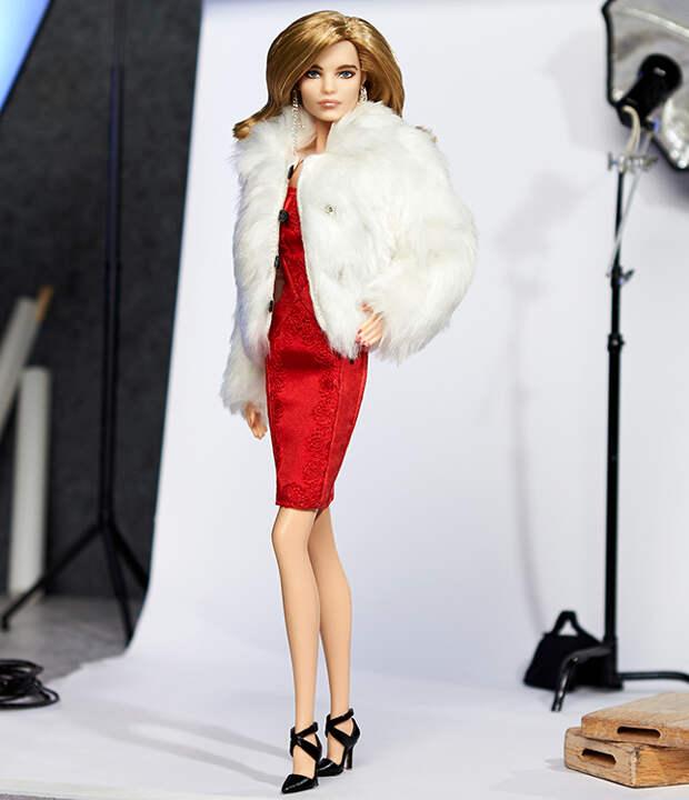 Наталья Водянова — первая русская Barbie
