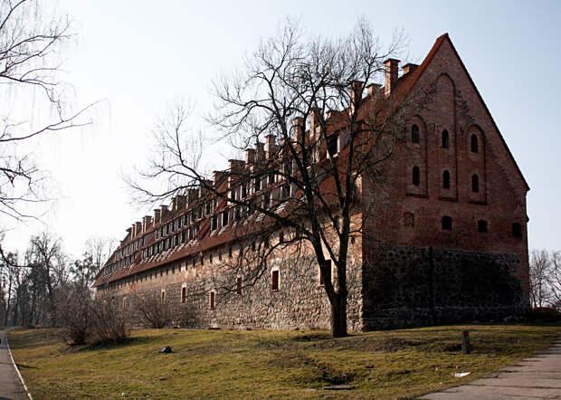 7 средневековых рыцарских замков в России (ФОТО)