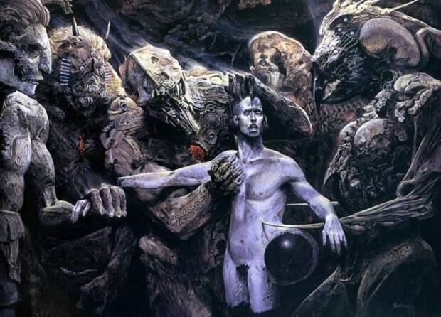 ад-Wayne-Barlowe-демон-демон-господа-718565