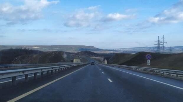 Пропускная способность дорог Кубани и Крыма будет значительно увеличена