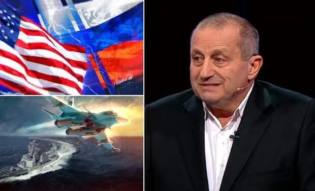 """Кедми: """"Этот военный шаг России вызывает истерику в США!"""""""