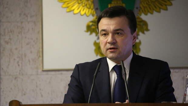 Воробьев вошел в топ‑3 медиарейтинга глав регионов России за март