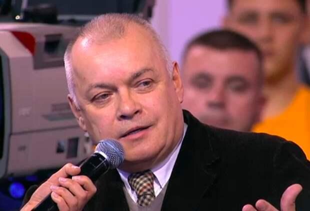 Киселёв рассказал о своём самочувствии после заражения COVID-19