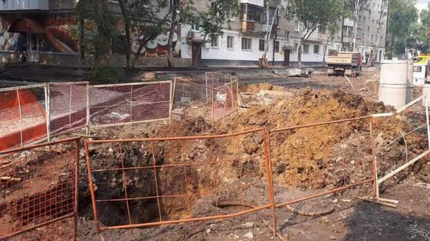 Гуково иеще десяток поселков вРостовской области остались без воды из-за аварии