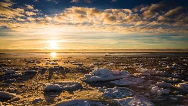 Читатели Welt попытались оспорить право России на земли в Арктике