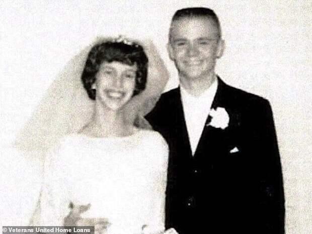Пара снова поженилась через 55 лет после развода