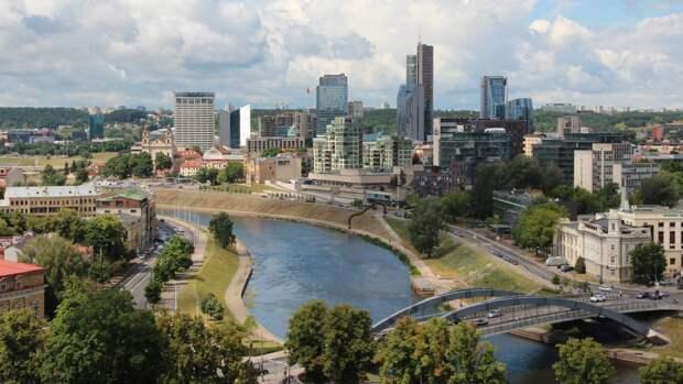 Литва признала зависимость от белорусских грузов