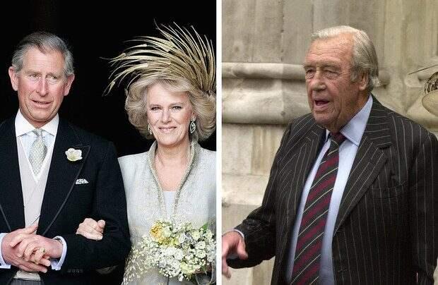 Почему отец герцогини Камиллы терпеть не мог принца Чарльза