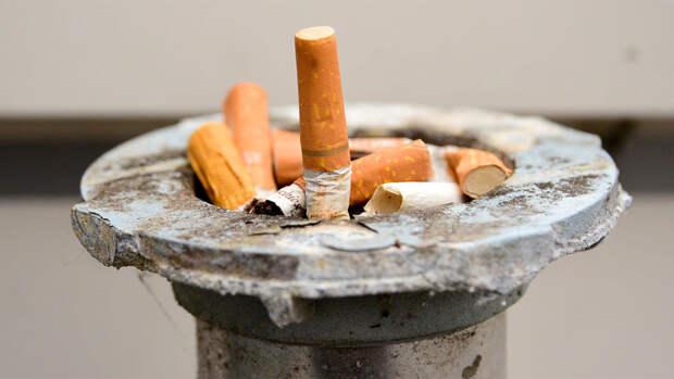 В США могут ограничить содержание никотина в сигаретах