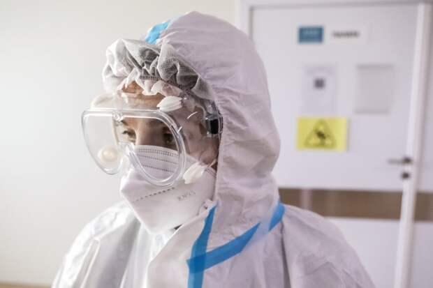 В России за сутки выявили более 12 тысяч заражённых коронавирусом