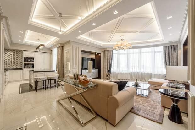 Что за «вторичную однушку» продают в Москве за 115 млн рублей