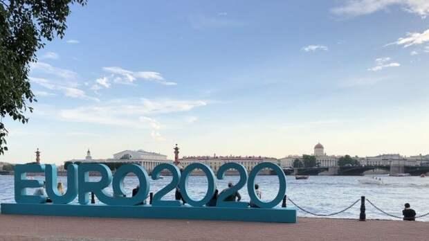 Билеты на матчи Евро-2020 в Петербурге поступят в свободную продажу 2 июня