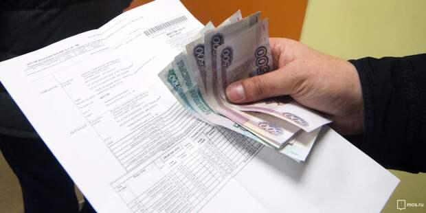 В Марьиной роще жители задолжали за ЖКУ 93,1 миллиона рублей