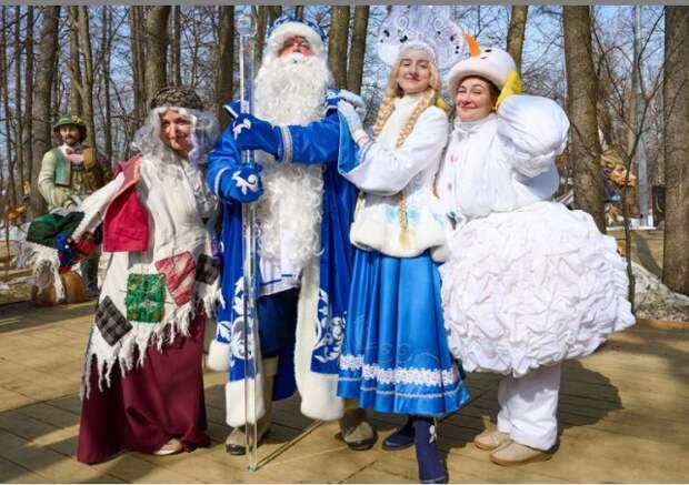 В усадьбе Деда Мороза откроется школа аниматоров