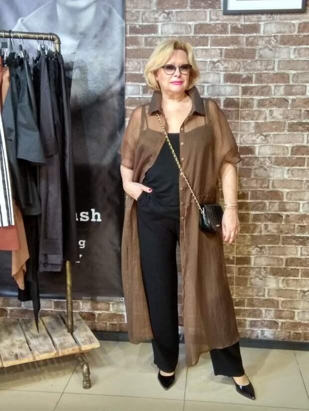Стиль в одежде для женщин 60+, чтобы выглядеть ухоженной леди, а не «бабулькой»