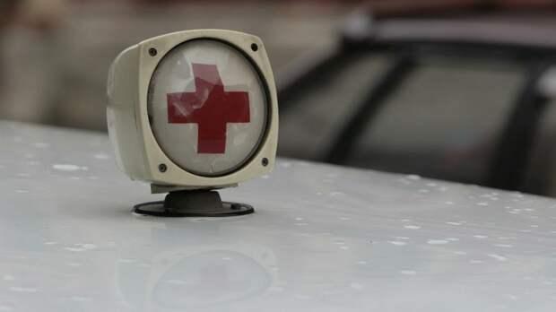 В Купчино в одной квартире с девочкой обнаружили тело пенсионерки в целлофане
