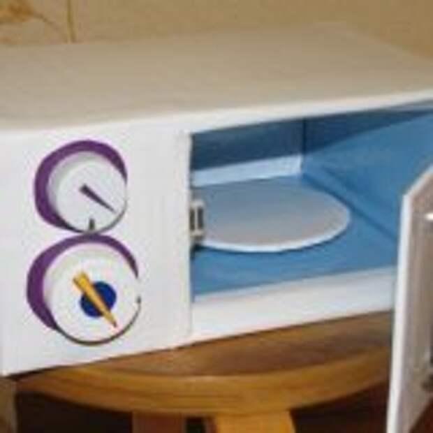 Поделки из картонных коробок: игрушки для детей и идеи для дома