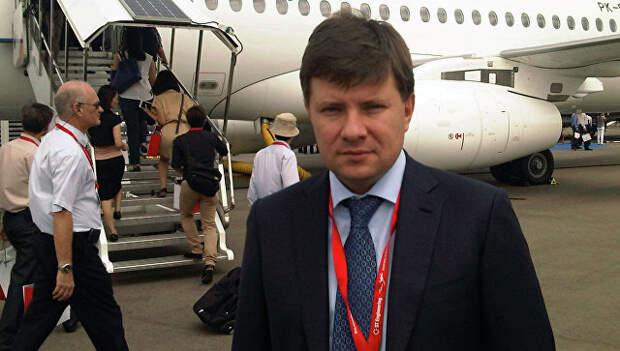 Россия и Китай могут создать СП по широкофюзеляжному самолету