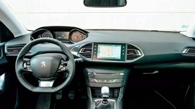 Peugeot 308 SW: исхитрись-ка…