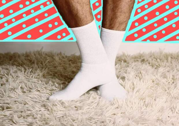 Что делать, если у вас потеют ноги